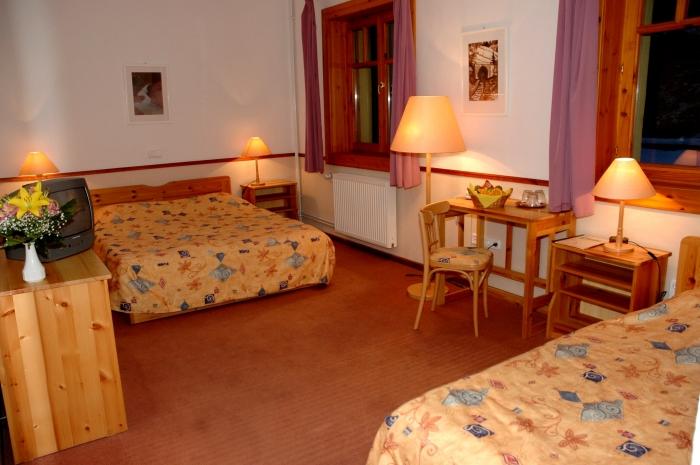 Основное здание - Four-bed room