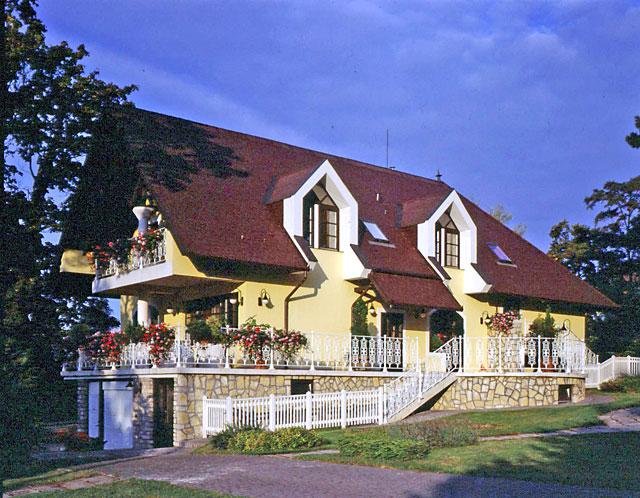 Elegant villas