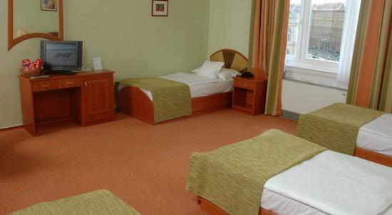 Основное здание - Quadruple rooms / Family rooms