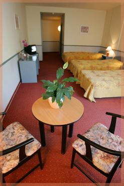 Основное здание - Triple Room