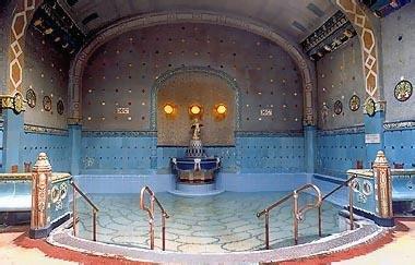 купальня Геллерт