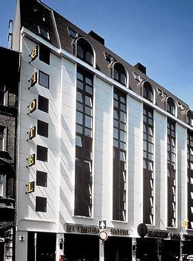 Современный вид отеля