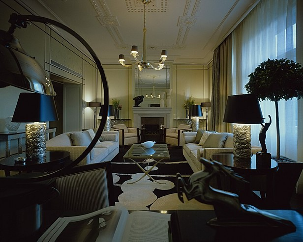 Основное здание  - Royal Suite
