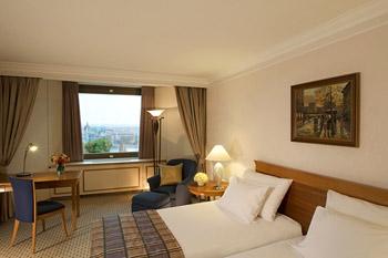 Основное здание - King Room Danube view