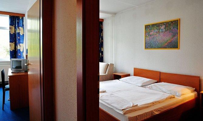 Основное здание - Apartaments Room