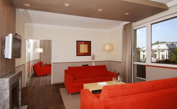 Основное здание - Ambassador Suite