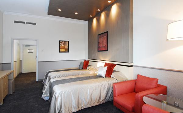 Основное здание - Deluxe Room