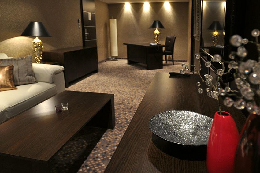 Основное здание - Standard Suite