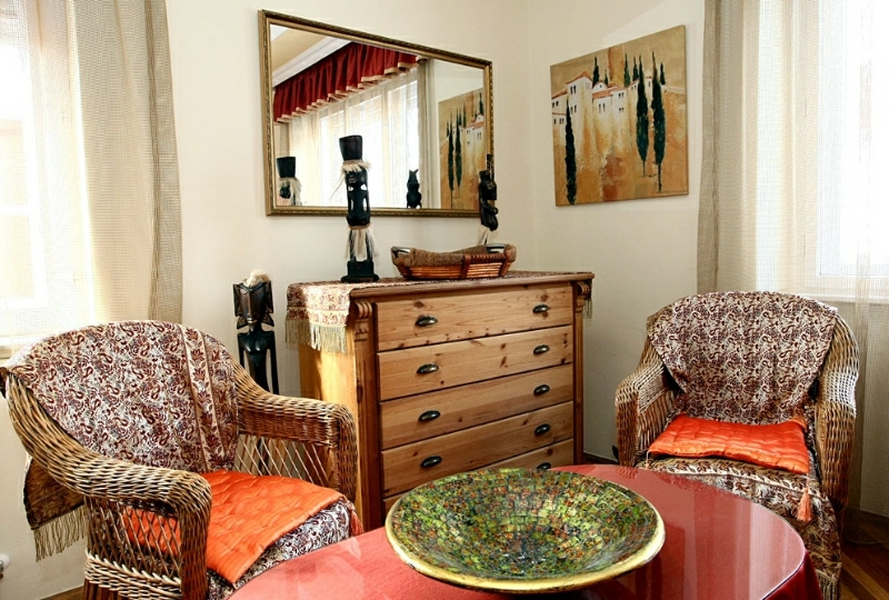 Коттедж - Mediterranean room