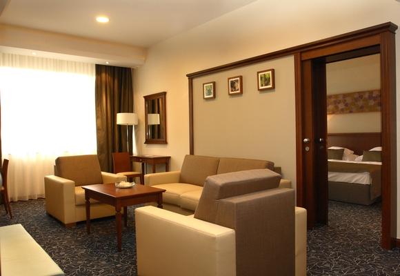 Основное здание - Suites
