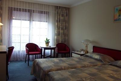 Основное здание - Standard Danubius Guestroom