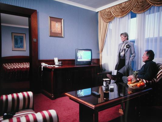 Основное здание - Standard Plus Room