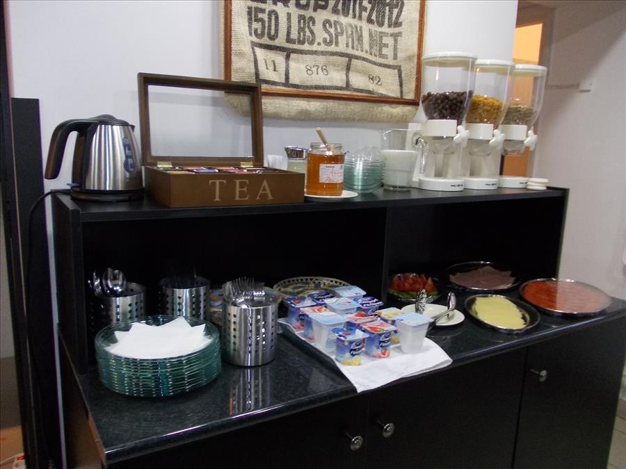 Зал для завтраков