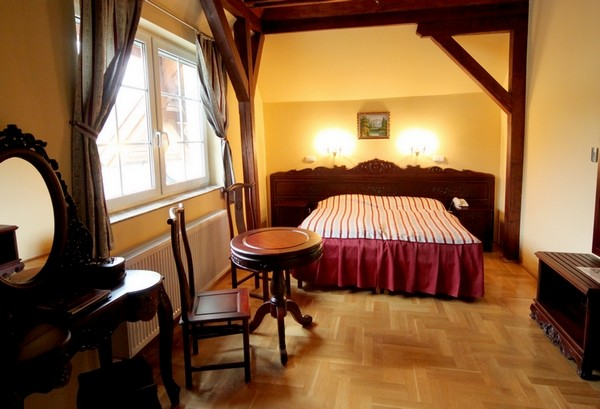 Castle - the romantic atmosphere - Double room