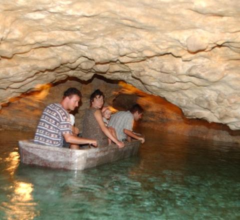 Лечебная пещера
