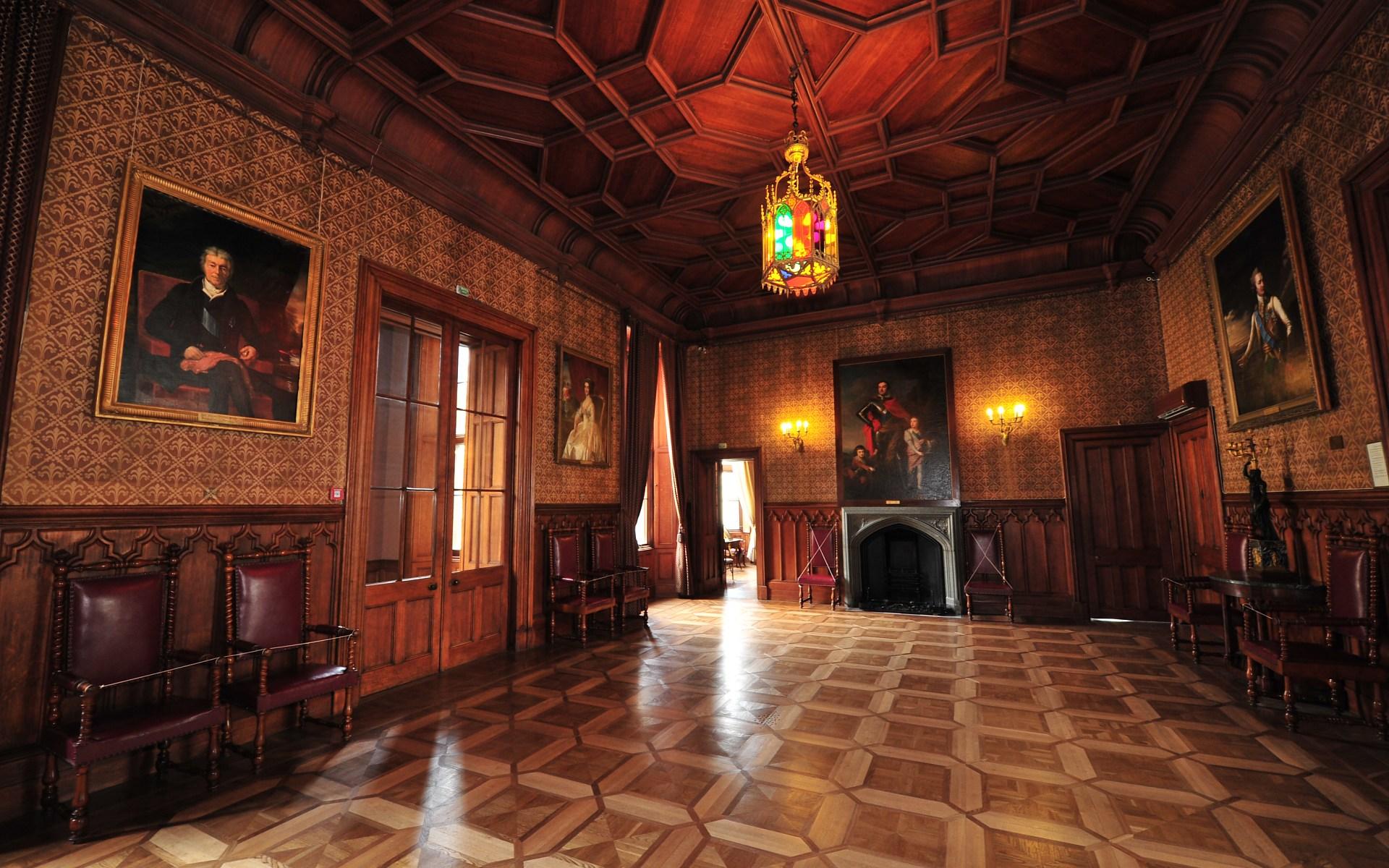 Воронцовский дворец фото внутри 2
