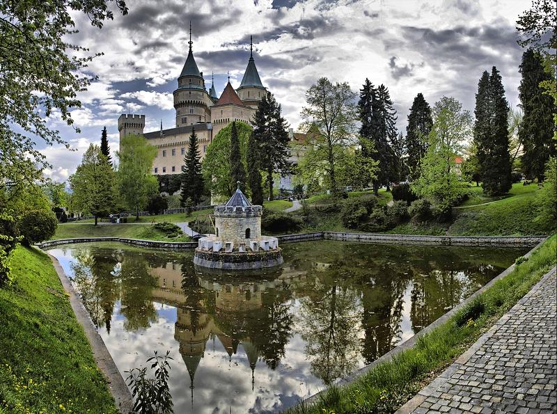 при ручной интересные места в словакии название: промежуточный